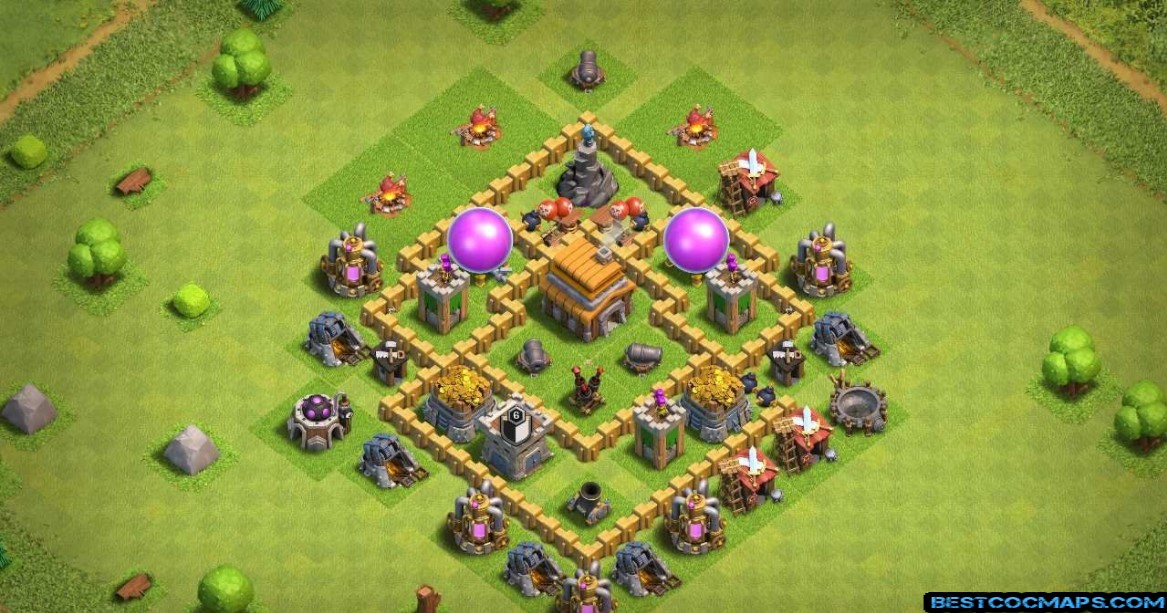 th5 trophy layout link