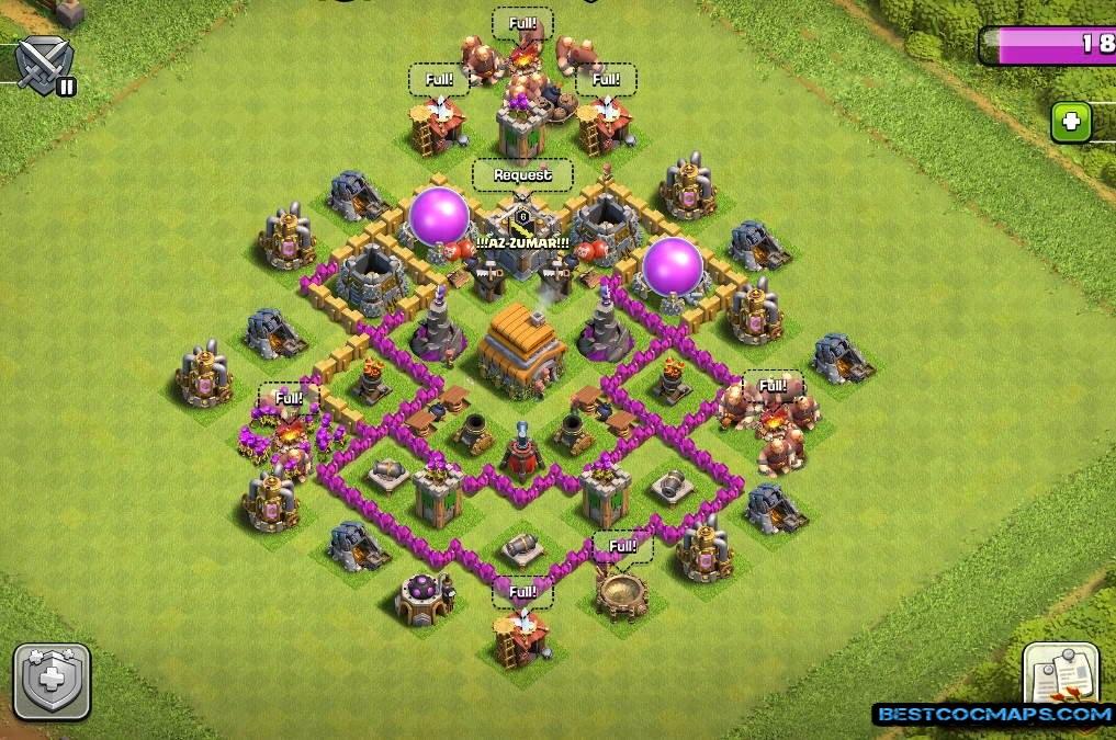 th6 hybrid base anti everything
