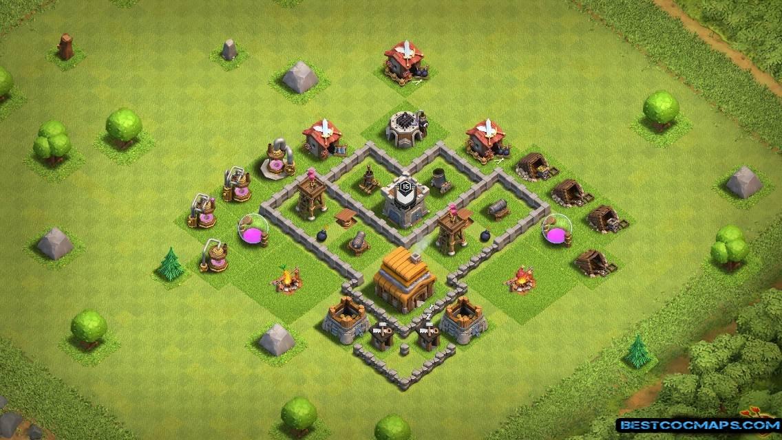 th4 farming layout