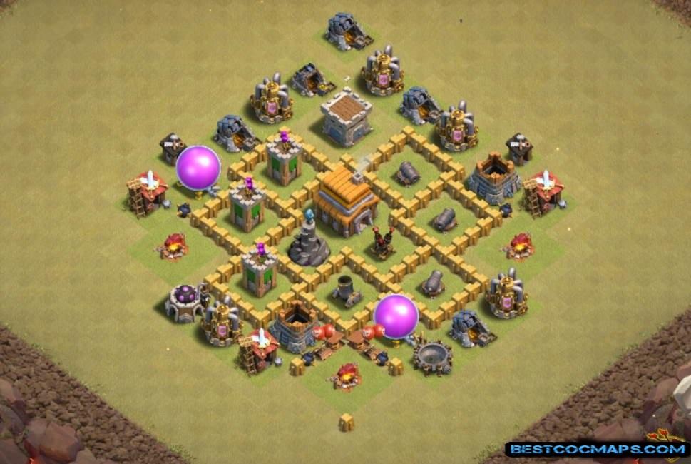 th5 war base anti everything