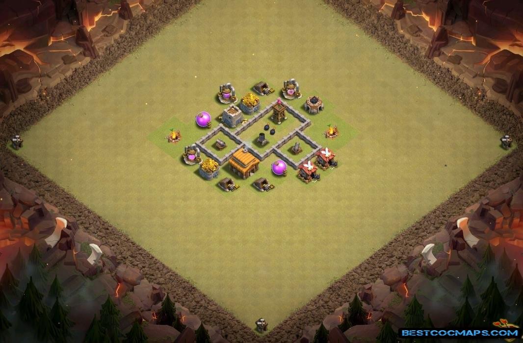 th3 War Base