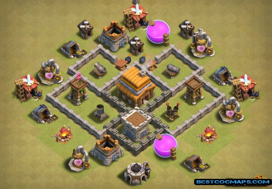 th4 trophy bases