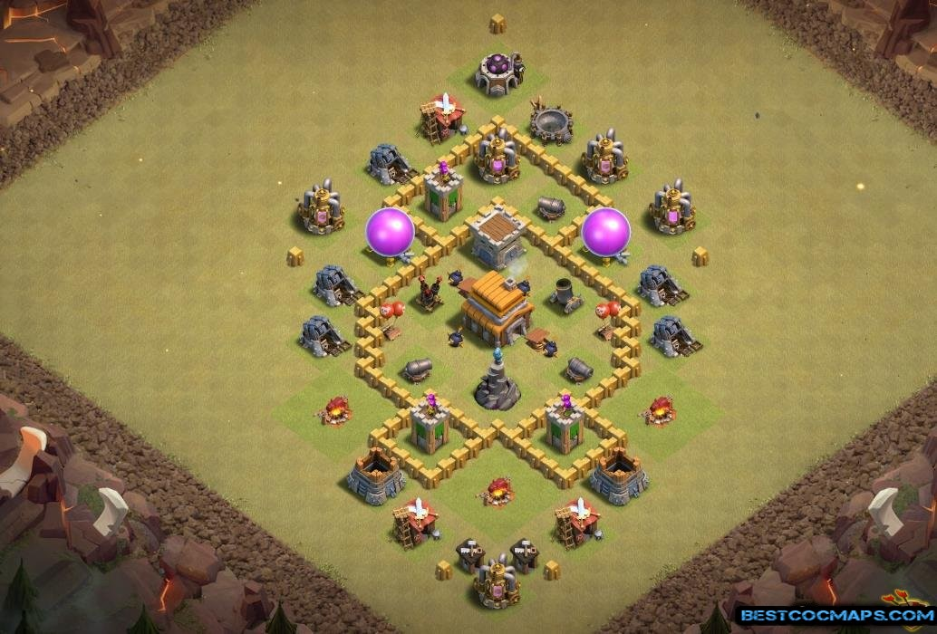 Th5 trophy Bases