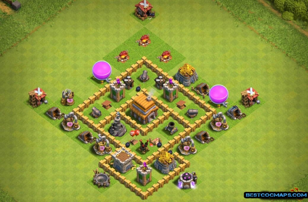 th5 trophy bases 2021