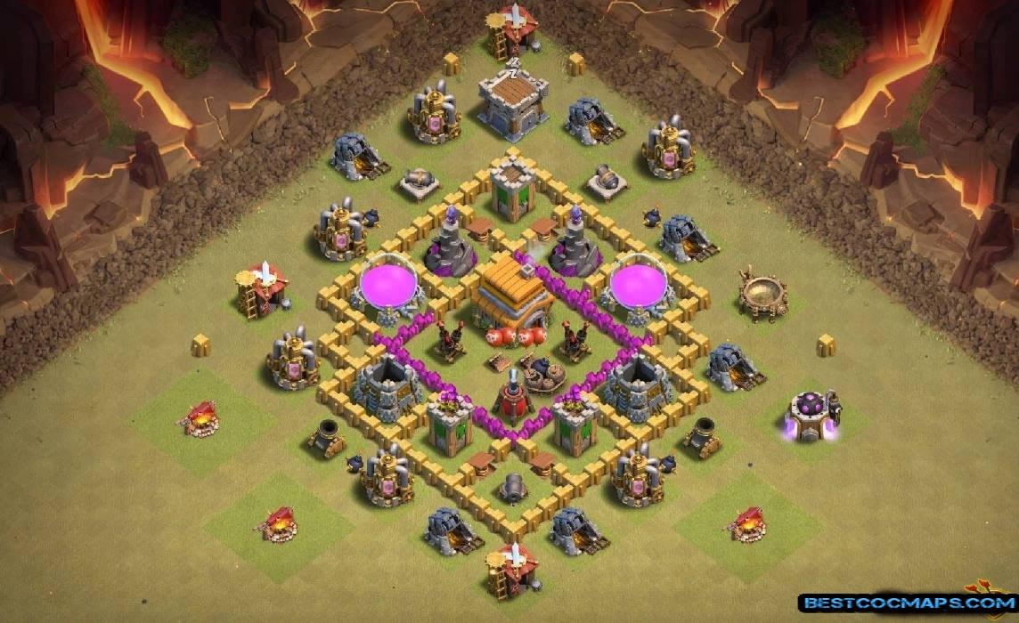 th6 war base anti everything link