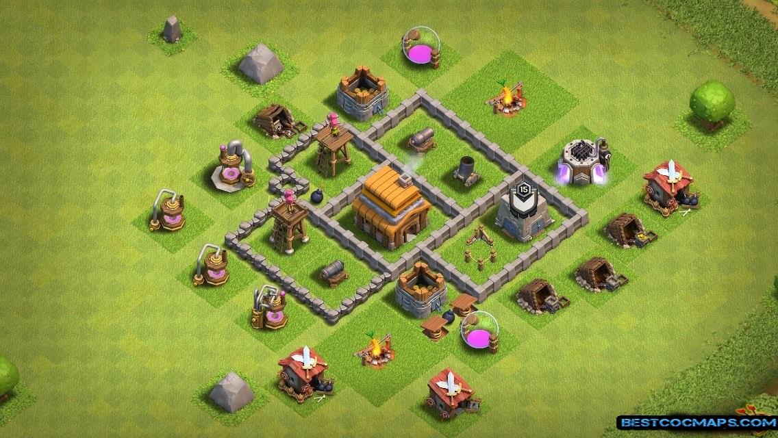 th 4 farming base