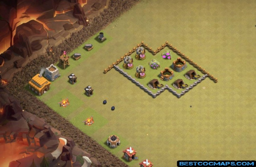 best th3 bases
