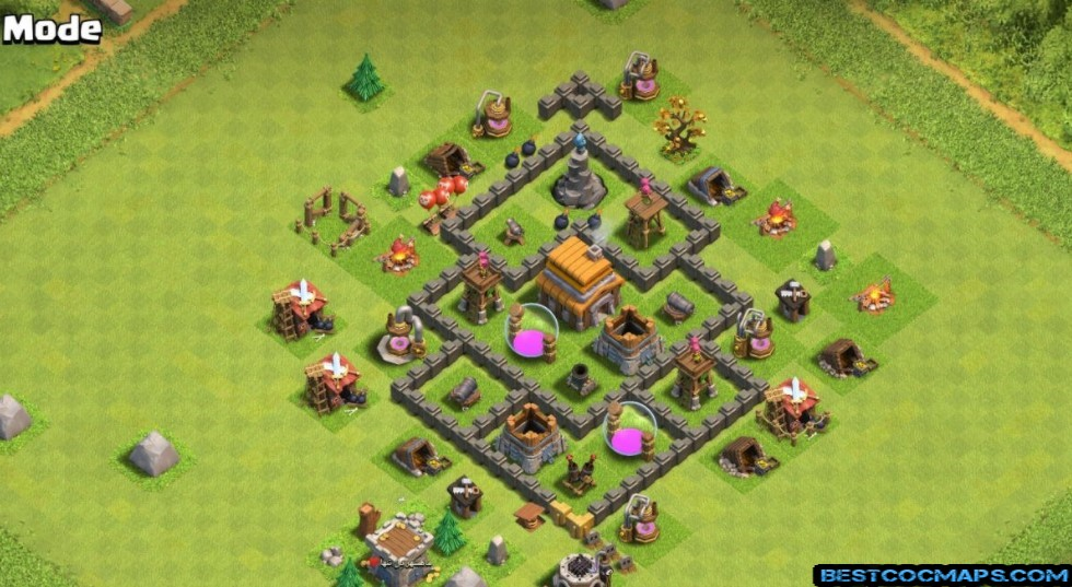 best th4 bases