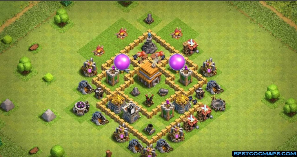 best th5 bases