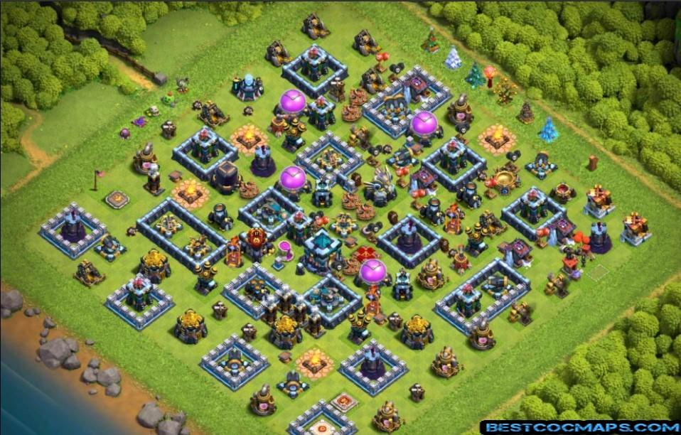 th13 hybrid bases