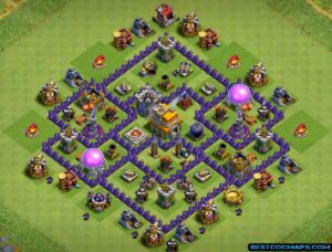 best th7 bases