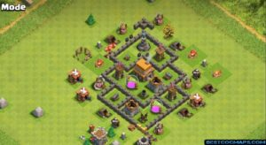 best th4 farming bases