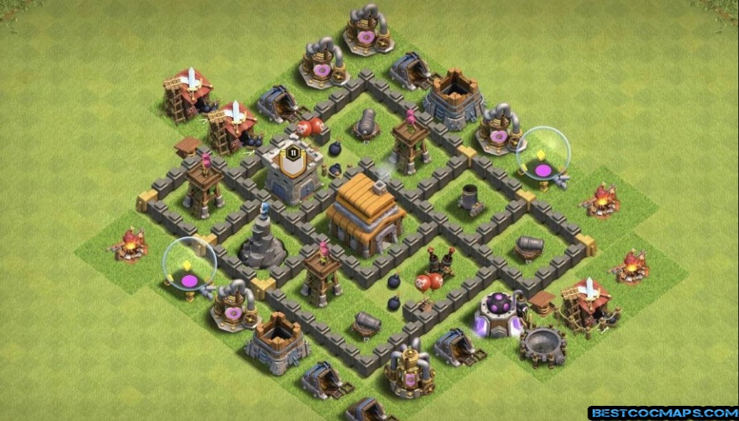 best th5 trophy bases