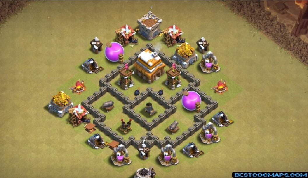 th4 war base copy link