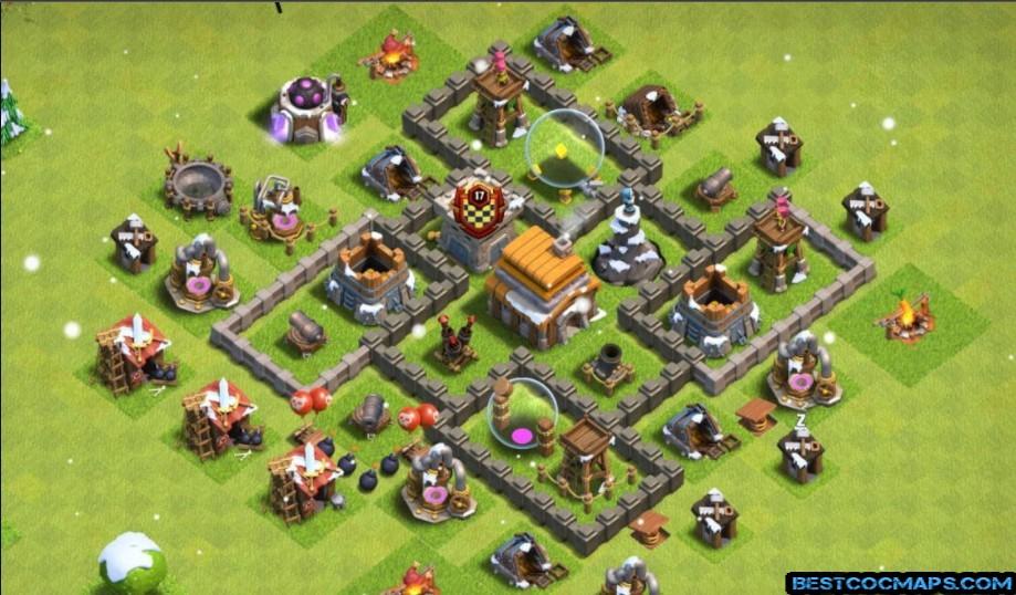 th5 base layout