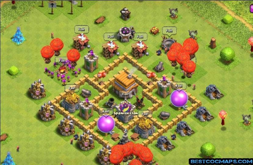 th5 Farming Bases