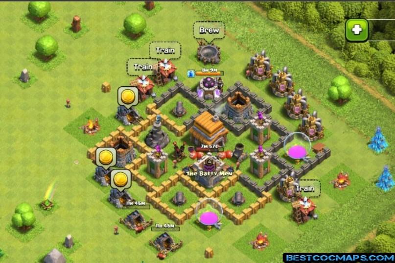 th5 Farming Bases anti everything