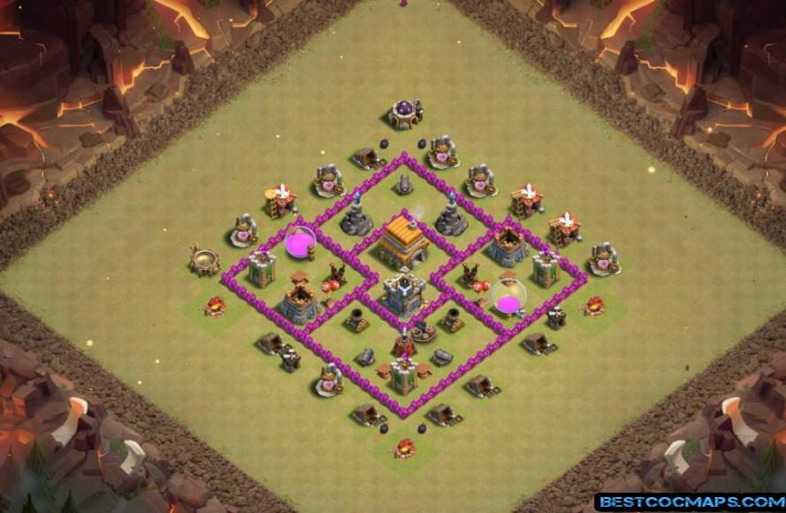 th6 trophy base layout