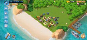 Boom Beach HQ 4 Layouts