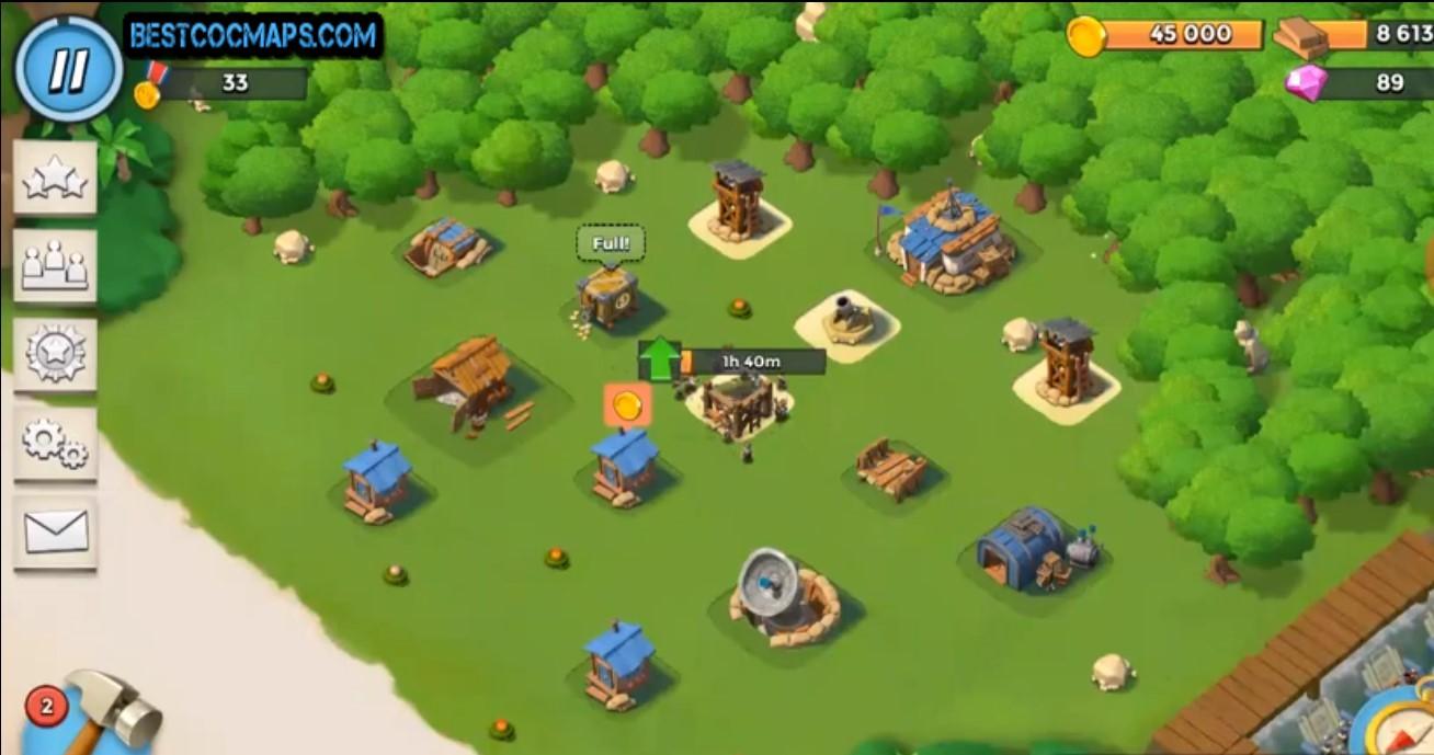 hq5 base layout